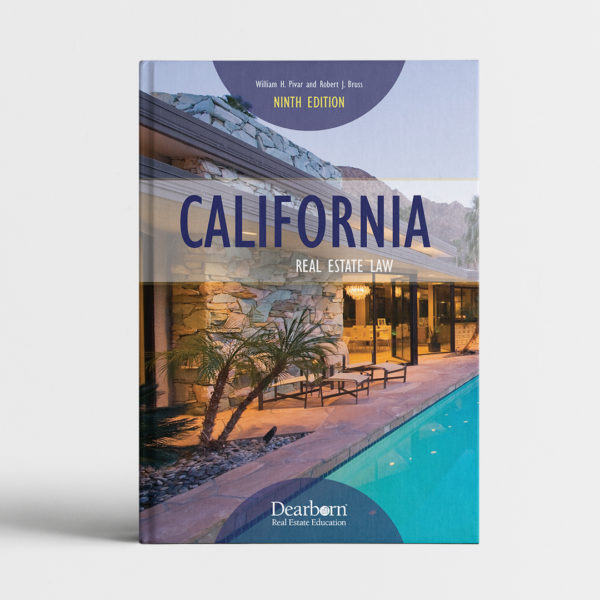 CALIFORNIA REAL ESTATE LAW_course