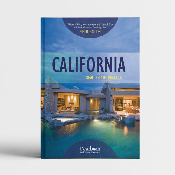CALIFORNIA REAL ESTATE PRACTICE_course