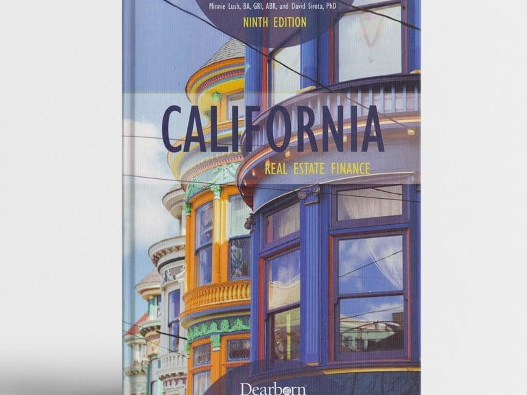 CALIFORNIA REAL ESTATE FINANCE_course