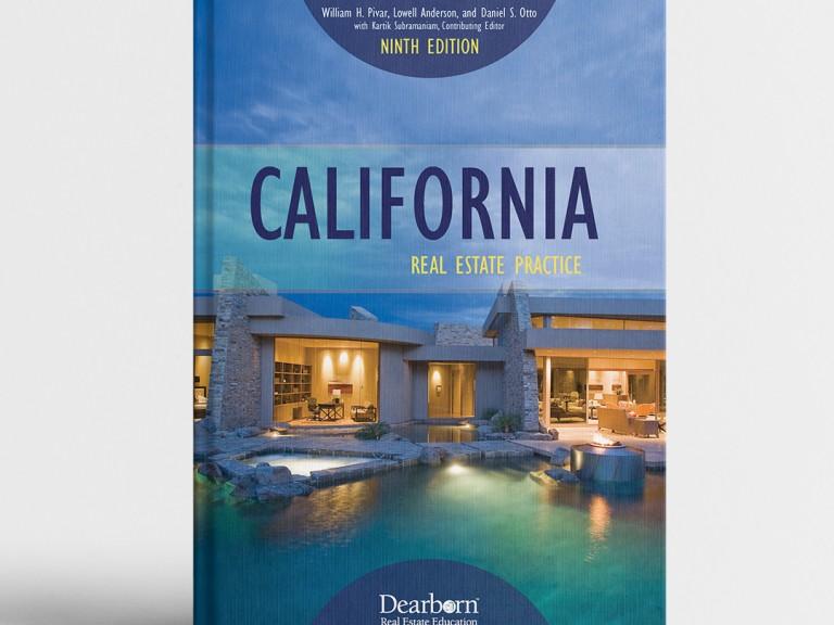 CALIFORNIA REAL ESTATE PRACTICE_course