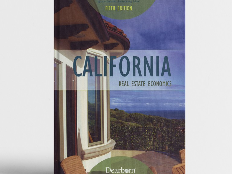 CALIFORNIA REAL ESTATE ECONOMICS_course