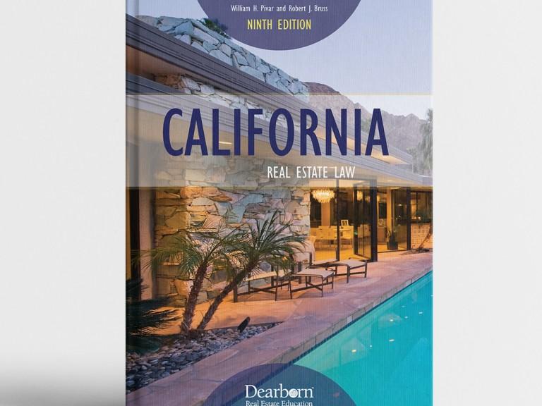 CALIFORNIA REAL ESTATE LAW_course